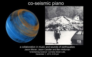 co-seismic_piano_Poster